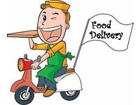 Delivery Driver WANTED for Takeaway Service in Meir, Stoke on Trent