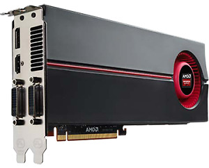 ATI Radeon™ HD 5850 Graphics 1gb ddr5
