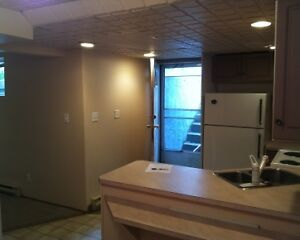 2 bedroom near LRT with everything included!
