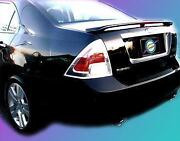 Lincoln MKZ Spoiler