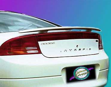 Fits The 1998 - 2004 Dodge Intrepid Factory Primed OE Style Spoiler ( NO LIGHT ) Dodge Intrepid Spoiler