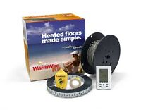 WarmWire Kit 100 SQ 120V New in the box