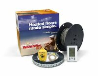 WarmWire Kit 50 SQ 120V New in the Box