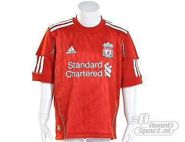 adidas LFC Home Jersey Youth