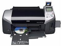 For sale: Printer Epson Stylus Photo R320 (CD and DVD printer)