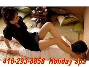 Indulge yourself with an awesome Asian body massage►416-293-8858