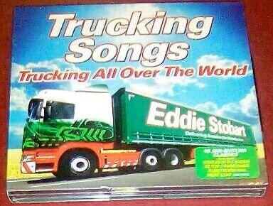 TRUCKING SONGS.. CD ALBUM