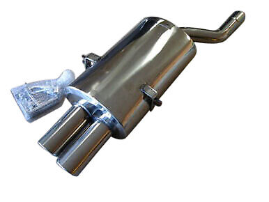 BMW E46 323i 4DR 328ci 2DR 328i 99-00 Performance Axle-Back Exhaust System