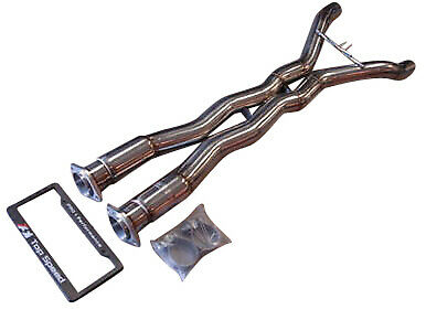 Fits Chevrolet Corvette C7 6.2L V8 14-19 Performance Straight Mid - Fits Chevrolet Corvette