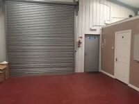 Cheshire Business Unit to Rent, Northwich, Cheshire 100 Square meters 12.5m x 8m