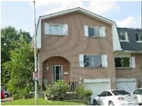 BEAUTIFUL 4 BEDROOM END UNIT TOWNHOUSE IN WELLAND - FOR RENT