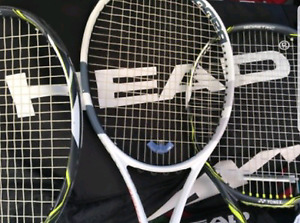 Quality tennis stringing jobs for ONLY $15