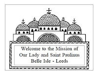 orthodox community of Our Lady and Saint Paulinus, Belle Isle