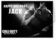 Xbox Birthday Card