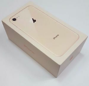 iPhone 8 Plus 64Gb Gold - New - Sealed