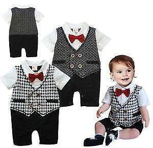 Baby Boy Outfits Party Clothing For Babies Ebay