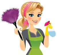 Experienced mature  house cleaner available.