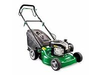 Self Propelled Petrol Mower only 1 year old by Gardenline