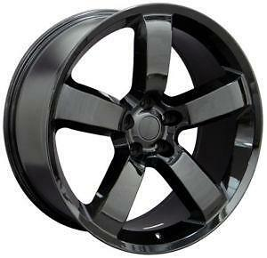 dodge charger srt8 rims - Dodge Charger 2013 White Black Rims