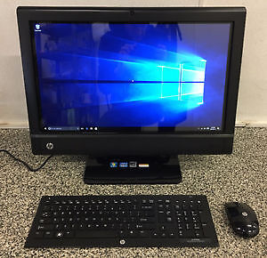 HP Elite 9300 All In One Touch Screen