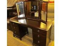 **WANTED** Stag Minstrel pedestal dressing table/desk