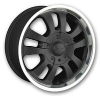 """NEW 18"""" DIP D-10 Wheels $649 for a set of 4!! Chev GMC"""