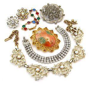 Vintage Swarovski Jewelry