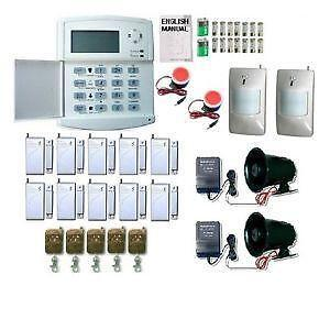 House Alarm Security Systems
