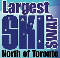 BARRIE SKI SWAP & SALE - Always the Last Weekend in October!