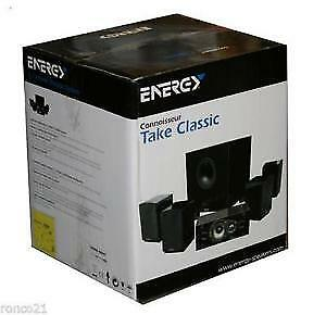 Energy Take 2 Classic 5.1 Inch Speaker System
