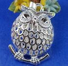 Sterling Silver Owl Jewelry