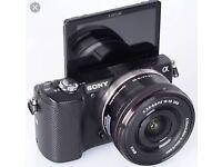 SONY ALPHA 5000 Camera