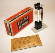 Lionel Block Signal