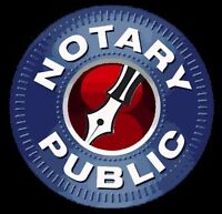 NOTARY PUBLIC and COMMISSIONER OF OATHS SERVICES - (587) 889-622