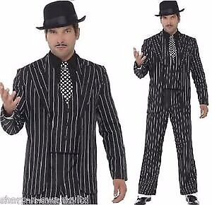 pinstripe suit great for addams family gomez or jack skellinton size L / XL