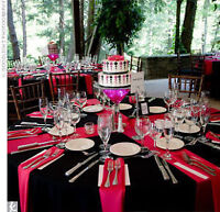 FULL service set up EVENT DECOR - products and services