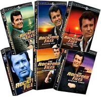 Looking for the Complete Series of The Rockford Files on dvd