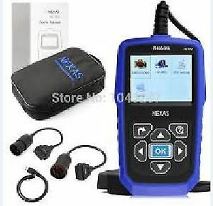 HEAVY TRUCK AND CAR SCANNER. 2 IN 1. BRAND NEW!