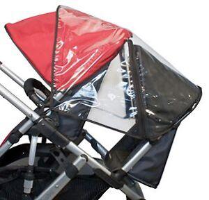 UPPAbaby RumbleSeat Rain cover New in box Uppa Baby