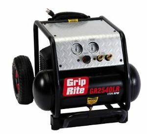 4.0 Gallon 1725 RPM Single Tank Compressor