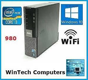 Dell 980 i3 sff Desktop Computer