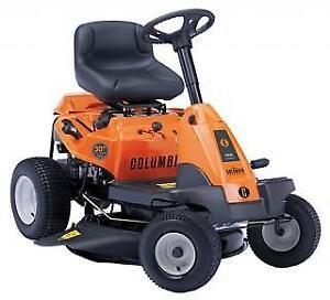 "Columbia 30"" Lawn Tractor | Toro Self Propelled Lawn Mower"