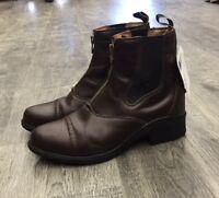 Ariat Devon Pro Paddock Boots size 9