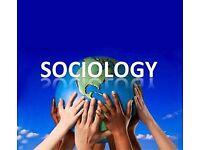 ALEVEL & GCSE SOCIOLOGY TUTOR! - £15 P/H