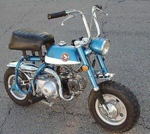 Looking to Buy a Honda Z50,QA50,CT70 or CT90