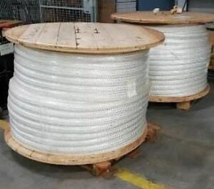 """LARGE NYLON ROPE - 2"""" Double Braid - shipping available"""