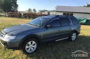 2005 Holden Adventra Wagon New Lambton Heights Newcastle Area Preview