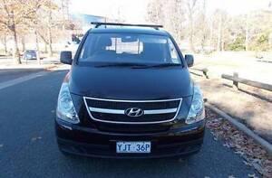 2013 Hyundai iLoad Van/Minivan Franklin Gungahlin Area Preview