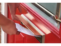 Flyer / Leaflet Distribution - Fast, Efficient & Reliable service and price