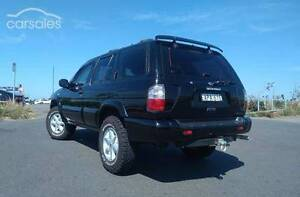 124KM ONLY 2003 Nissan Pathfinder Wagon Ramsgate Rockdale Area Preview